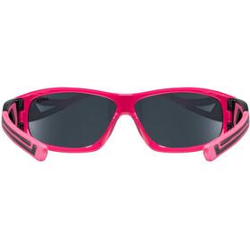 UVEX Sportstyle 509 Lunettes de sport Enfant, pink/silver